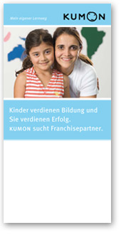 KUMON Franchise-Flyer